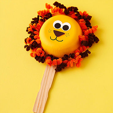 lion craft ideas chenille stem craft ideas for 2350