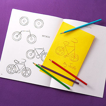 Bicycle Art Book