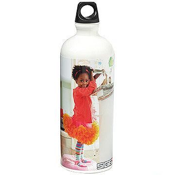Photo decorated Sigg