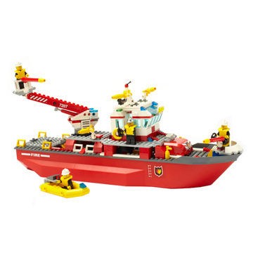 City Fire Boat
