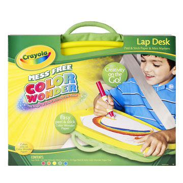 Crayola's Color Wonder Lap Desk