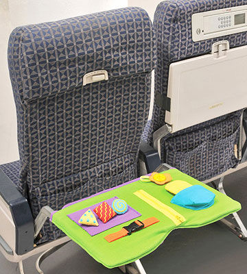 Star Kids Air Play Travel Tray