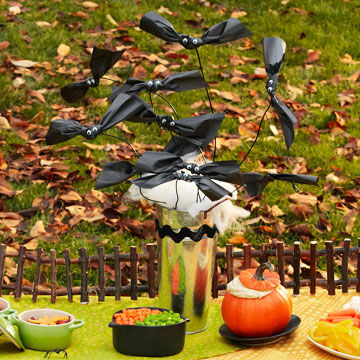 Throw A Backyard Halloween Party