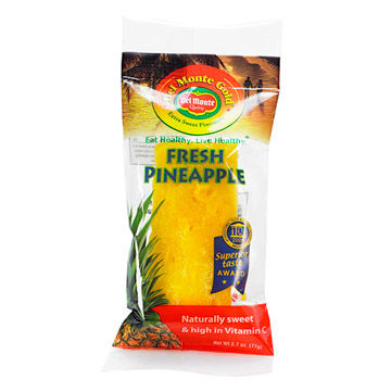 Del Monte Pineapple Wedges