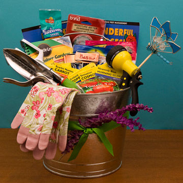 Special gifts for mom gift basket for gardening mom negle