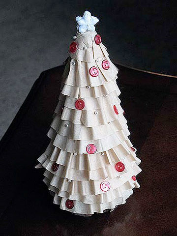 Coffee Filter Tree