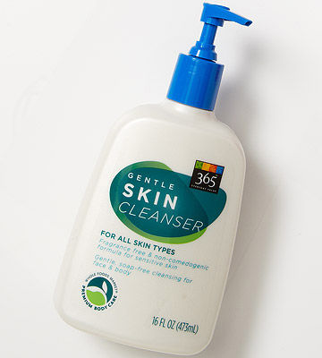 365 Everyday Value Gentle Skin Cleanser for Face & Body