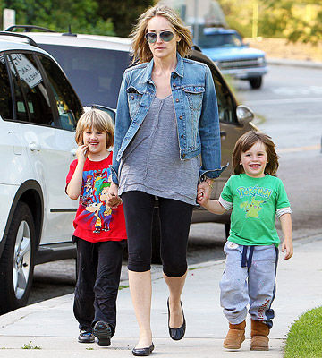 Sharon Stone, Laird and Quinn