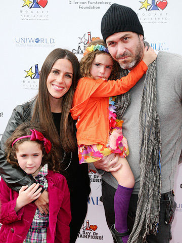 Soleil Moon Frye, Jason Goldberg and kids, Poet and Jagger