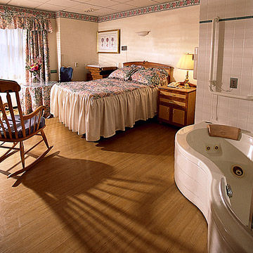 Most Luxurious Birthing Suites In The U S