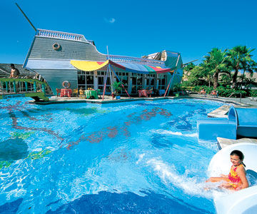 The top 10 caribbean resorts for families for Best us spa resorts