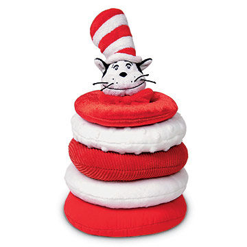 The Cat in the Hat Stacker