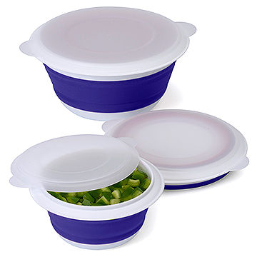 Collapsible bowls from Progressive