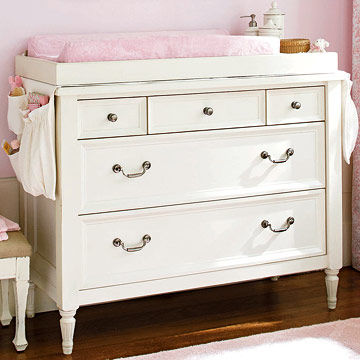 Darcy Changing Table from Pottery Barn Kids