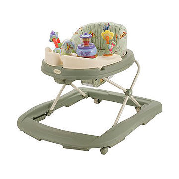 8.	Disney Baby Lights & Sounds Walker by Safety 1st