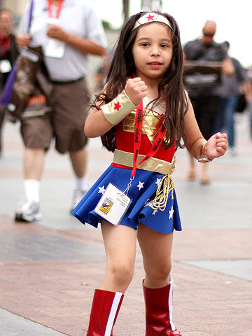 Super Cute Girl Halloween Costumes