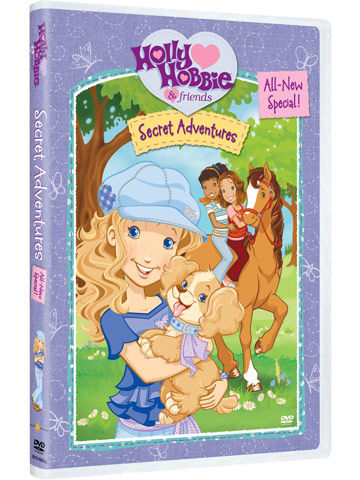 Holly Hobbie & Friends Secret Adventures