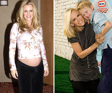 Celebrity Secrets to Losing Baby Weight