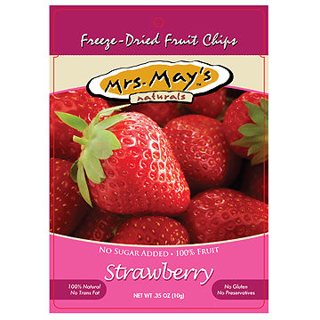 Mrs Mays Freeze-Dried Fruit Chips