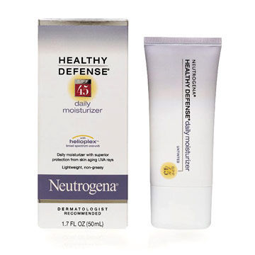 Neutrogena Healthy Defense Daily Moisturizer SPF 45