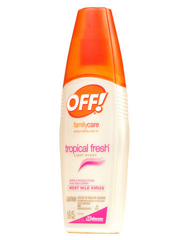 OFF! Skintastic Family Formula Spray
