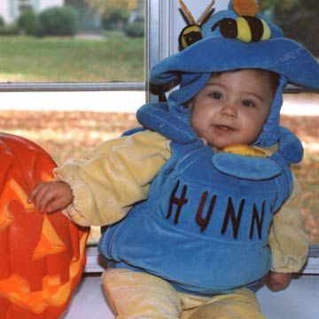 Baby In Hunny Pot Costume