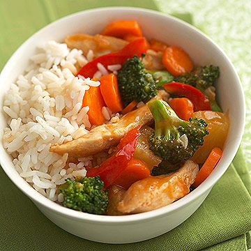 Sweet-and-Sour Stir-Fry