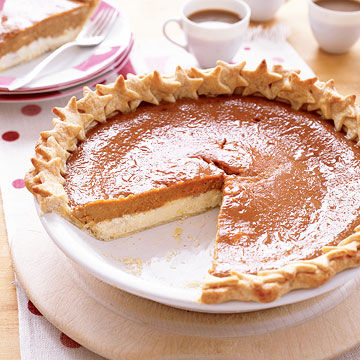 Pumpkin Surprise Pie