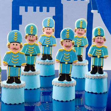 shortbread soldiers