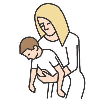 Toddler Choking First Aid