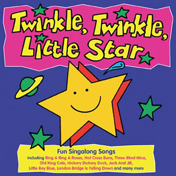 Sweet dream songs the 12 best bedtime songs twinkle twinkle little star publicscrutiny Image collections