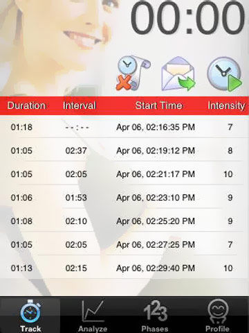 Baby Time - Pregnancy Contraction Timer