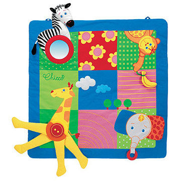 Chicco Happy Jungle Activity Playmat
