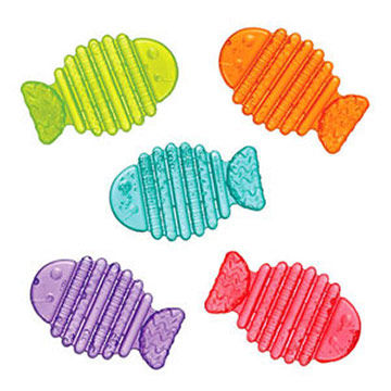 Jellyfish baby teething toys