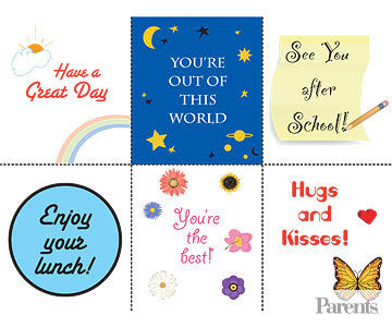lunchbox lovenotes pdf image