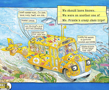 The Magic School Bus: Oceans by Scholastic
