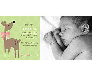 Lil Deer Girl from BHG Life in Photos