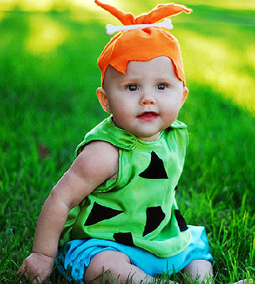pebbles Halloween costume  sc 1 st  Parents Magazine & Simply Adorable Made-by-Mom Baby Costumes