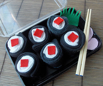 sock and roll sushi
