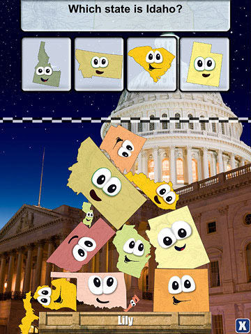 Stack the States