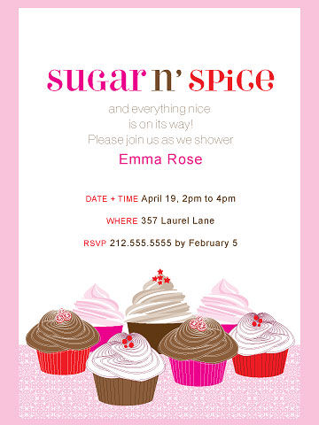 SugarandSpice Baby Shower
