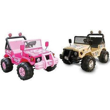 Bluestem Range Rider Ride-on Toy Cars recall