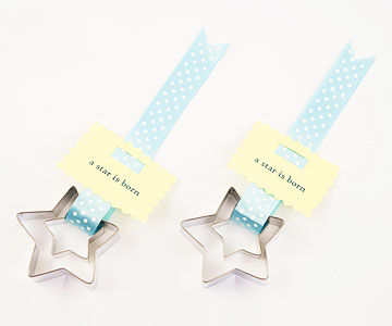 A Star Is Born Baby Shower Decorations