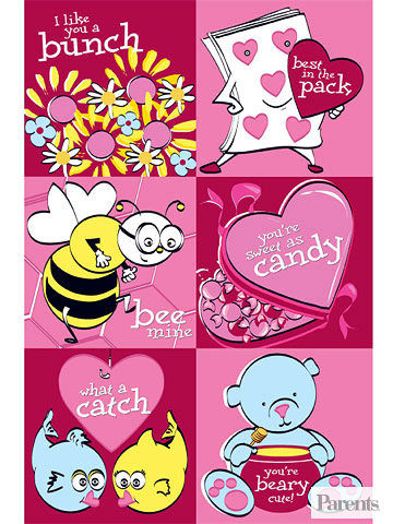 Valentine Card image of pdf