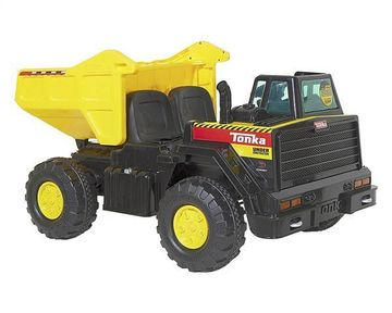 tonka ride on dumptruck