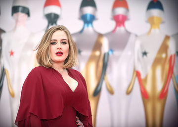 Adele tops Working Mother's list of the 50 Most Powerful Moms of 2016.