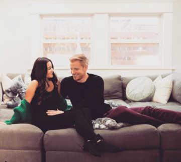 Sean Lowe and Catherine Guidici pregnancy announcement