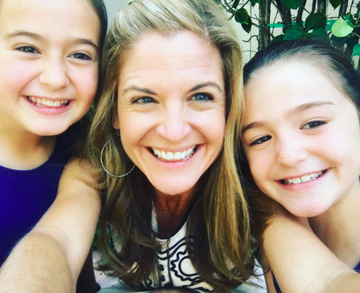 """""""Momastery"""" mom blogger Glennon Doyle Melton shared her thoughts about body image, her daughters' futures, and her eating disorder past."""