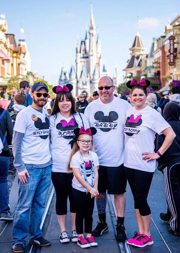 #co-parenting at disney