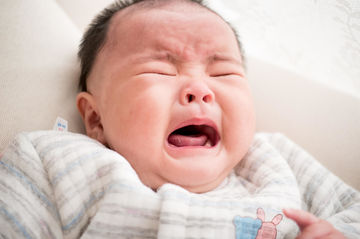 Letting a baby cry it out is not harmful.